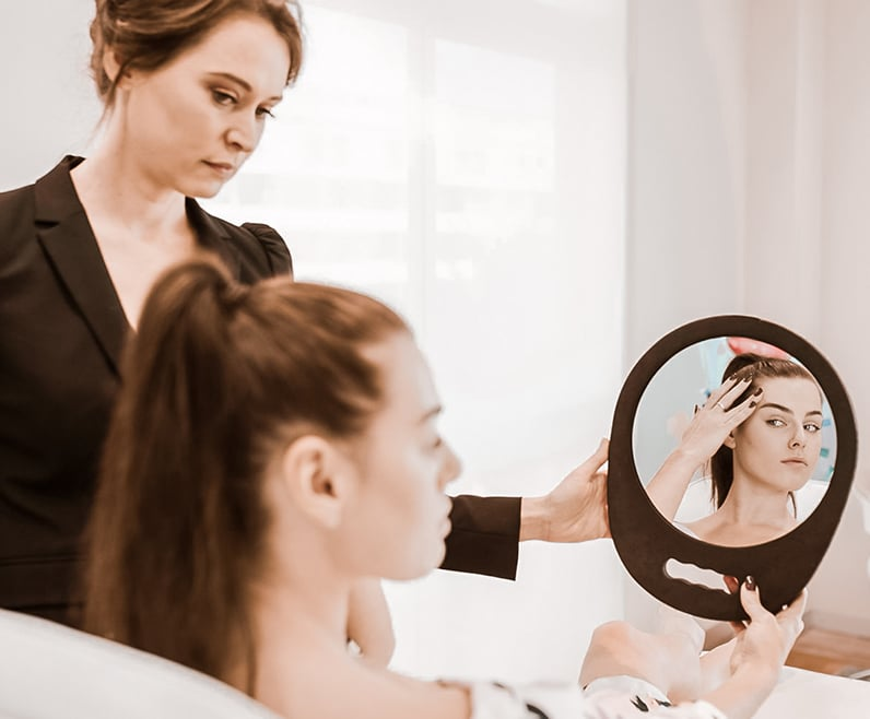 Eye treatments to retain a youthful, rejuvenated look.