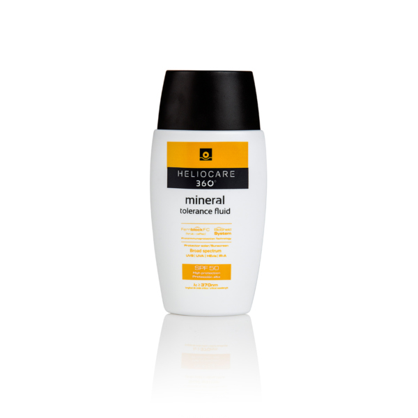 heliocare 360 light sunscreen for sensitive & reactive skin with anti-ageing benefits and sun protection