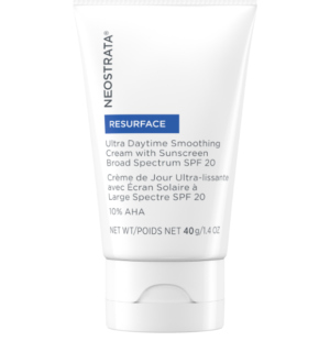 anti-ageing day cream with SPF