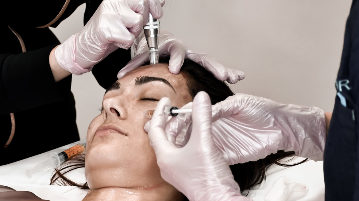 The Truth About Our Bespoke 3D MD PRP (AKA Dr Vampire)